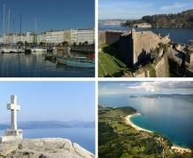 Julio: Rias Altas gallegas y Costa de la muerte