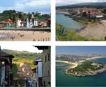 Agosto: Cantabria y Asturias
