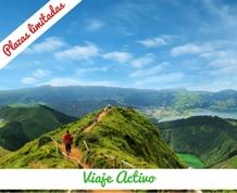 Azores,  Sao Miguel aventura en la isla secreta