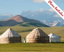 Agosto: Descubre la increíble Ruta de la Seda, Kirguistán I