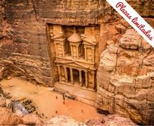 Julio: Tesoros de Jordania con Aqaba
