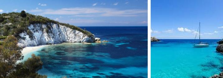 17/23 luglio :rotta verso l'Isola d'Elba