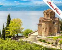 Agosto I: Ruta Balcánica por 4 paises