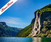 Agosto: Lo mejor de los Fiordos Noruegos