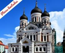 Agosto: Repúblicas Bálticas I, parques, palacios y ciudades