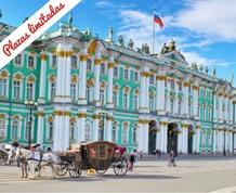 Repúblicas Bálticas II, parques, palacios y ciudades