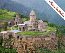 Agosto: Armenia: El monte Ararat y el Arca de Noé
