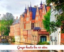 Agosto: Holanda y Bélgica. Especial jóvenes hasta 49 años