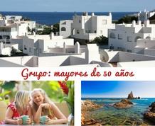 Costa de Almeria, Cabo de Gata. Especial más de 50 años