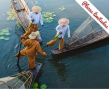 Agosto: Viaje a la antigua Birmania