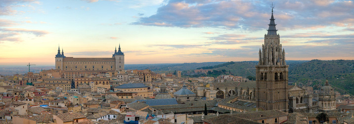 Fin de semana mágico en Toledo