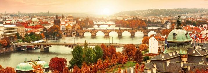 Puente de octubre: Praga, el alma de Chequia