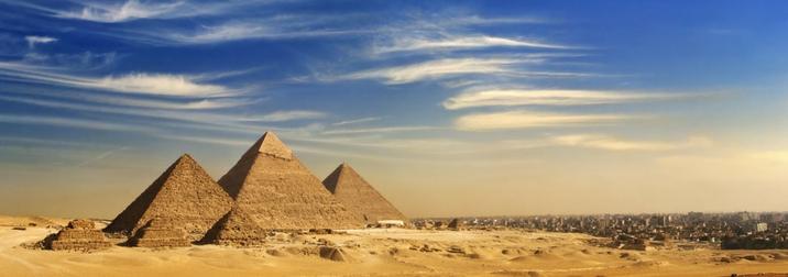 Puente de Diciembre: Egipto. ciudades del Nilo
