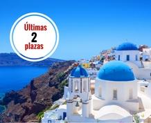 Crucero 13 días, Mediterráneo e Islas Griegas