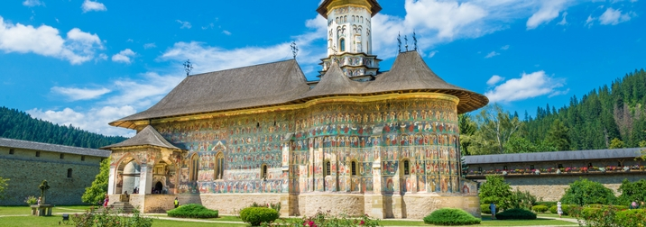 Halloween en la casa del Conde Drácula: Rumanía