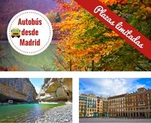 Octubre: Los colores del Otoño en Irati. Salida desde Madrid