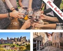 Puente Octubre: Amigos entre vinos y cassoulets: Carcassonne, Narbonne & Toulouse