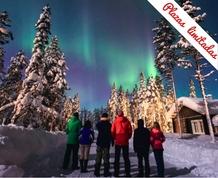 Puente de Diciembre: Laponia y auroras boreales