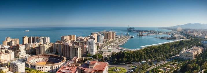 Puente de Diciembre en Málaga