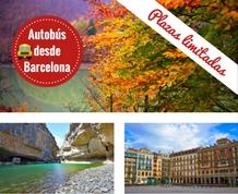 Noviembre: Los colores del Otoño en Irati. Salida desde Barcelona.