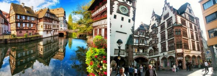 Ponte 1 novembre : Alsazia, terra con due anime e due cuori