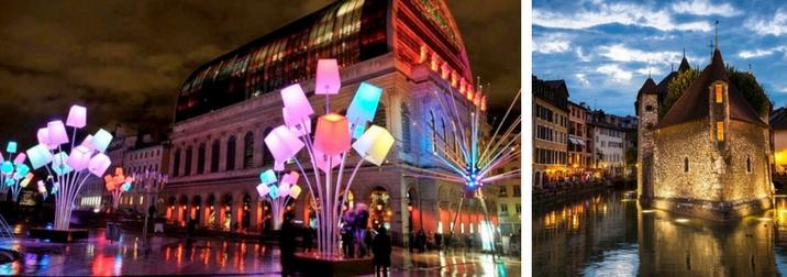 Ponte Immacolata: a Lione per il festival delle luci