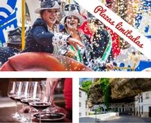 Febrero: Carnaval de Cadiz