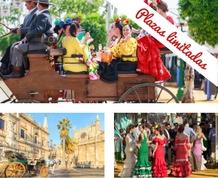 Feria de Abril en Sevilla: entre amigos y risas