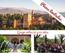 Semana Santa low Cost en Granada. Singles entre 30 y 45 años