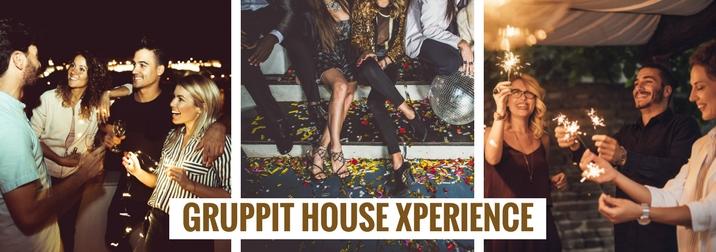 Fin de Año Gruppit House Xperience