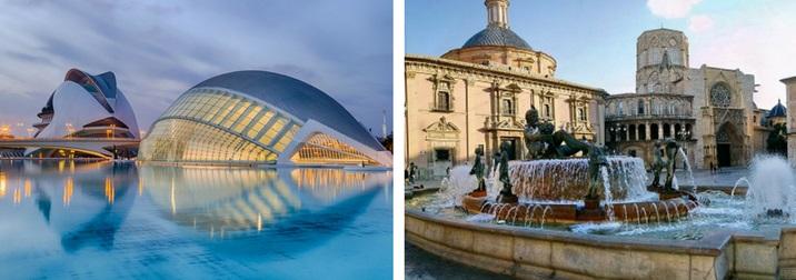 Fin de año en Valencia