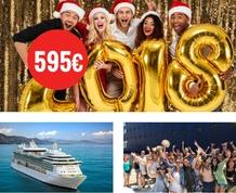 Crucero de Fin de Año por el Mediterráneo