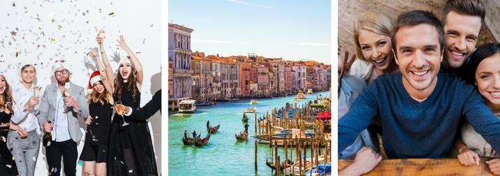 Crucero de Fin de Año: Costa Adriática y Venecia