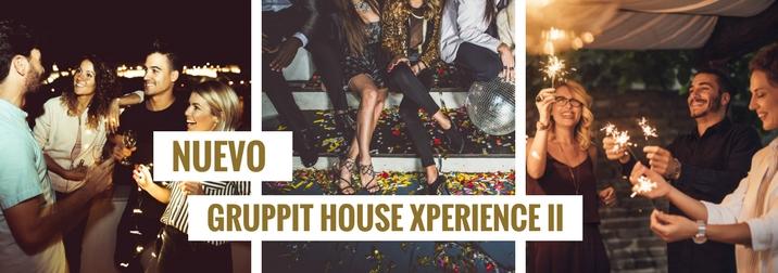 Fin de Año Single en Marbella: House Xperience II