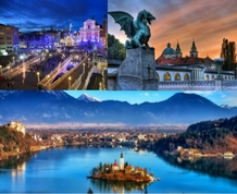 Capodanno tra Lubiana e Bled