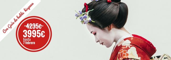 Semana Santa en Japón: Festival de primavera 2018