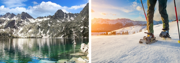 Marzo: Aventura en la nieve