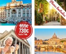 Semana Santa en Roma: la ciudad eterna