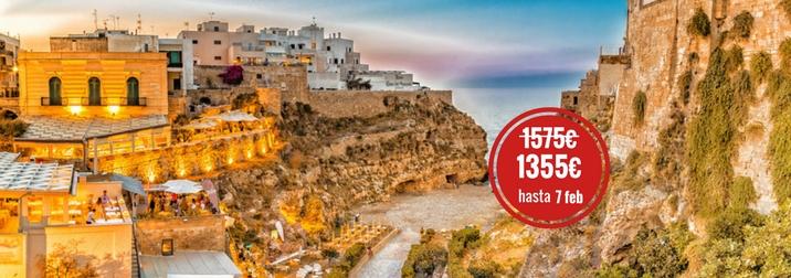 Julio: Puglia, el secreto mejor guardado de Italia