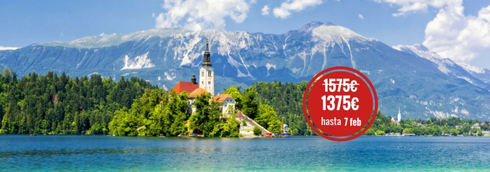 Agosto: Eslovenia, el tesoro verde de Europa