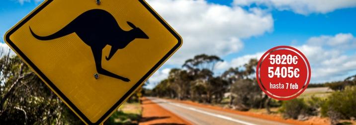 Agosto: Gran Ruta por Australia
