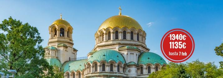 Agosto en Bulgaria II