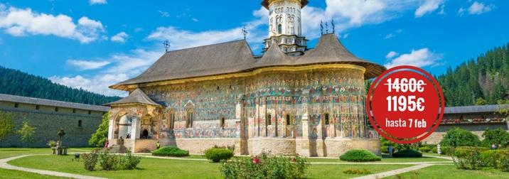 Agosto: La Ruta del Conde Drácula. Transilvania y los Cárpatos II