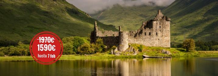 Septiembre: Maravillas de escocia
