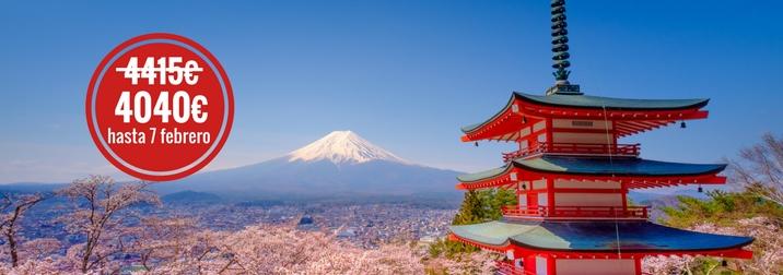 Agosto: Kon-nichiwa Japón