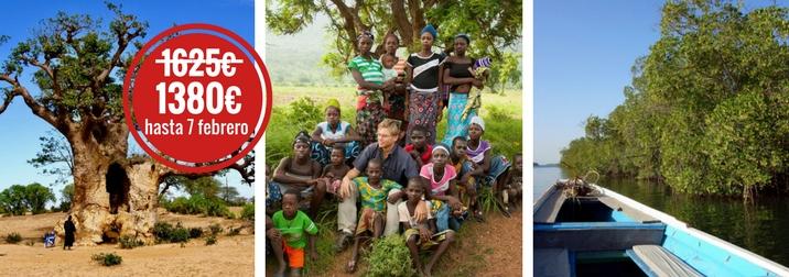Semana Santa en Senegal: naturaleza, cultura y solidaridad