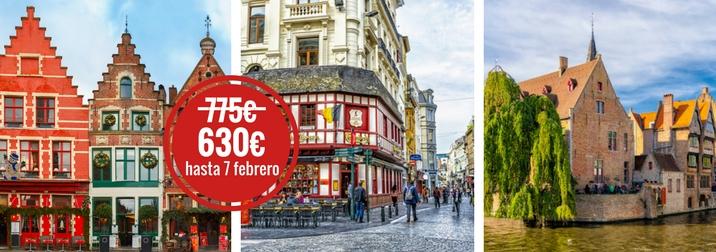 Semana Santa en Bruselas: entre chocolate y cervezas