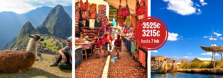 Agosto en Perú. Milenario, actual y fascinante