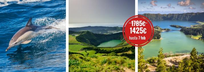 Agosto: Sao Miguel. A1ventura en la isla secreta II