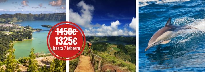 Agosto: Azores en família. Aventuras en el Atlántico